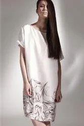 Ladies Readymade Printed Garments