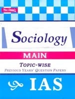 I A S Sociology Main Topicwise Analysis Of Previous Years