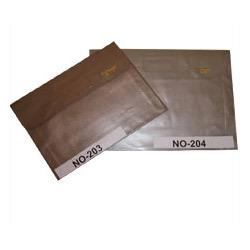 Rexine Semi Transparent Bags
