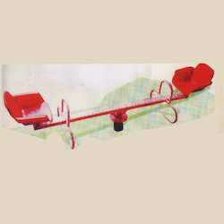 FRP Spring Seesaw