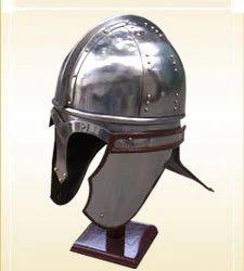 Armor Helmet Roman Cavelry
