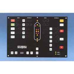 Navigation Light Control Panel