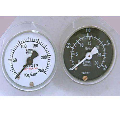 Dial Pressure-Vacuum Gauge(40mm)