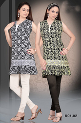 Designer Cotton Tunics