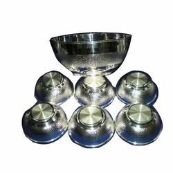 Diamond Lazer Bowl Set
