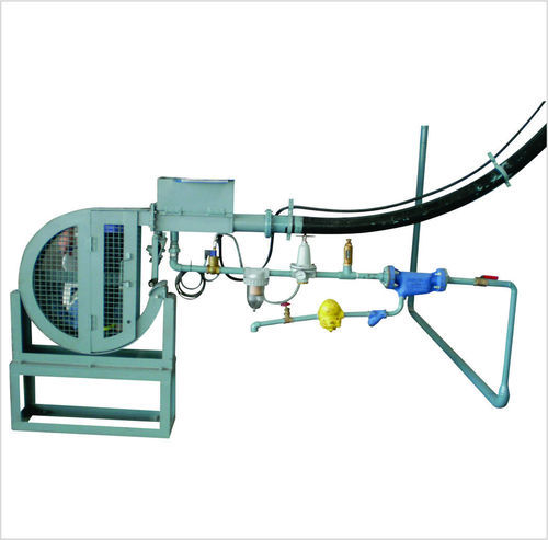 PSTS Pneumatic Sample Conveying System