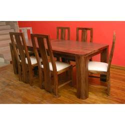 Wooden Shower Dining Tables