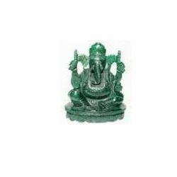 Stone God Statue