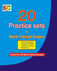 Previous Papers for Bank Clerk Exam