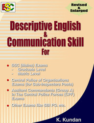 Descriptive English & Communication Skills