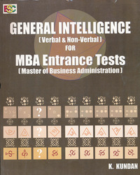 General Intelligence for MBA Entrance Exam