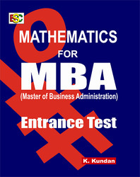 Mathematics for MBA