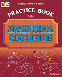 Practice Book on Analytical Reasoning