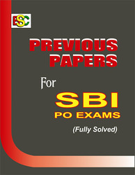 Previous Papers for Bank Po (SBI) Exams