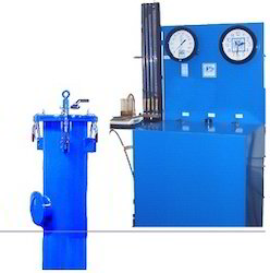 Cylinder Testing Station Water Jacketed Type