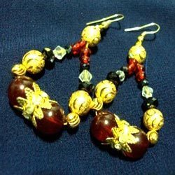 Handmade Beaded Earrings
