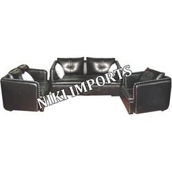 DS Sofa Set - Rexine