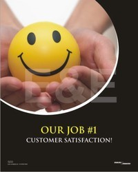 Posters On Customer Care