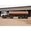 Sulphuric Acid Tanker Trailer