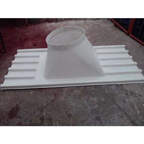 FRP Sheet With Hoppers