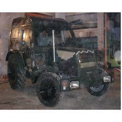 AC Tractor Cabin Body