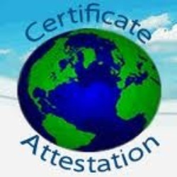 Certificates Attestation Services