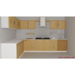 Modular Kitchen Shutters