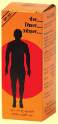 Musculo Skeletal Disorders-Pain Kill Oil