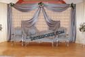 Asian Wedding Silver Furniture Set