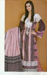 Unstitched Pakistani Salwar Suit