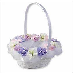 Flower baskets pretty please flowers trader from chennai mightylinksfo