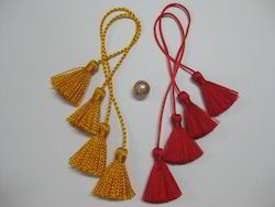 Small Mini Tassels For Greeting Cards