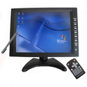 VGA TFT 10 inch LED LCD Monitor With Touch