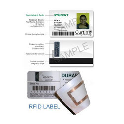 RFID Tags and ID Card