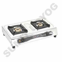 Double Burner Cook Top