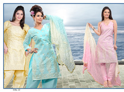 Simple Salwar Suits