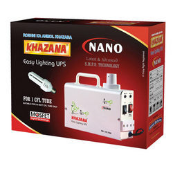 Khazana Nano Easy Lighting UPS, Inverter 15 Watt