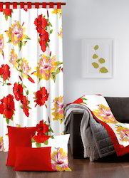 Fashion Printed Curtain