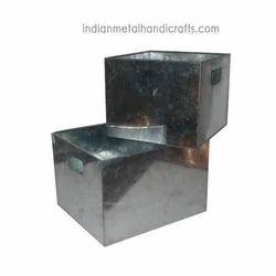 iron sheet box
