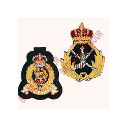 Embroidered Beret Badges