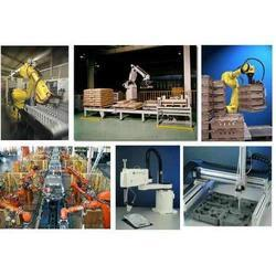 Robots Solutions For Parts Handling