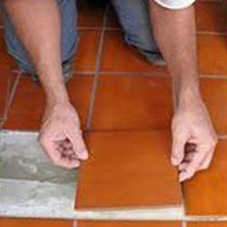 Fast Setting Dry Set Tile Adhesive