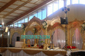 Indian Wedding Wooden Vivah Mandap Set