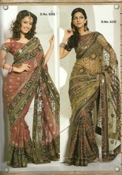 Ladies Wedding Wear Sarees
