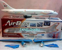 Toy Air Bus Battery Operated