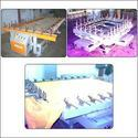 mechanical fabric stretching machine