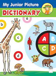 Junior Picture Dictionary Books