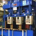 Three Station Hydraulic Quench Press