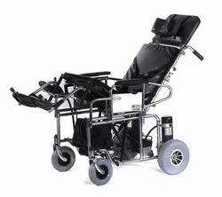 Motorized Reclining Wheelchair