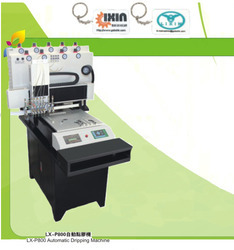 Soft Apparel Logo Automatic Dispensing Machine